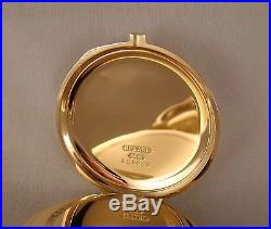 103 YEARS OLD E. HOWARD 23j SERIES 0 14k SOLID GOLD HUNTER CASE 16s POCKET WATCH