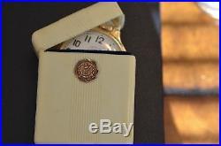 16s Hamilton 23j 950-B, Original Case and Rare Original Bakelite Box, Railroad
