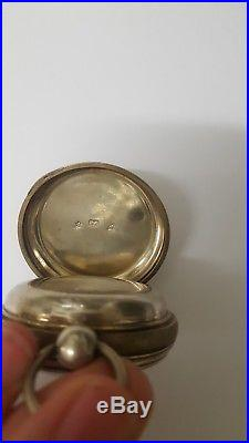 1790s verge fusee pocket watch by william king london in a gilt case