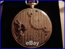 1930s Ingersoll Pocket Watch Baseball Babe Ruth Theme Dial Case Runs