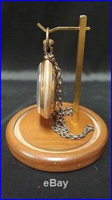 Antique American Waltham Watch Co Pocket Watch Circa 1879 in Case Working