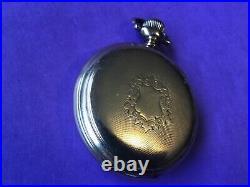 Ball Waltham, 16s, Railroad pocket watch. 21 jewels, Ball Model case &dial. Seal