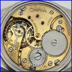 Big Swiss Mechanical Military Marriage Luxury Wristwatch Steel Case Pilots WW2