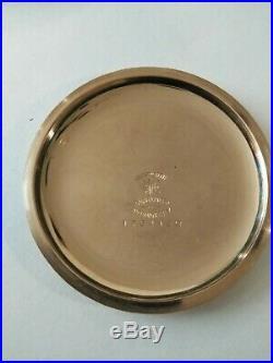 Elgin 16S. (1903) 15 jewels fancy dial grade 220 14K Gold Filled Case
