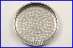 H. Golay & Son Ltd. EMT (Tissot) Marine Deck Chronometer Watch Screw Case