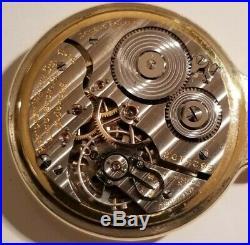 Hamilton 16S grade 992 Elinvar 21J. Adj. Boxcar Dial 10K g. F. Model 2 B. O. C. Case