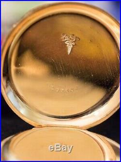 Illinois Bunn Special, 21J, 1918 adj 6p 25yr GF Hunting case great condition