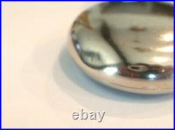 Monster Elgin Pocket Watch in Alaska Metal Case-60.2 MM Serviced 7 Jewel