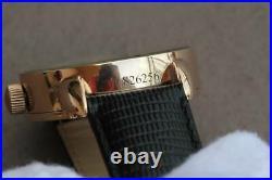 Nice PATEK PHILIPPE & Co GENEVE MEN'S SKELETON POCKET WATCH MOVEMENT gold case 1