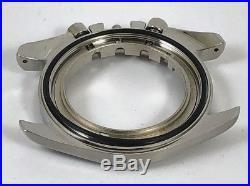 OMEGA MOOMWALK CASE Ref. 145.022 39mm diameter unused NOS