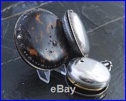 Pocket Watch Prior Otomano Triple Case Big Size