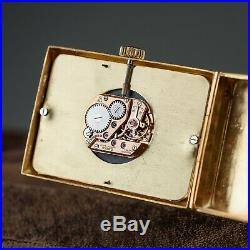 Pre-Order Omega exclusive wristwatch pocket watch in hand made case, dial