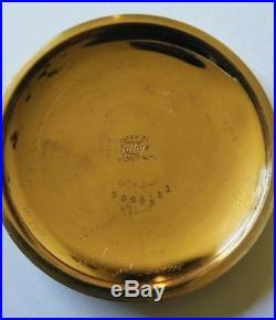Rockford 18 size 11 jewels (1889) model 8 grade 68 gold filled case restored