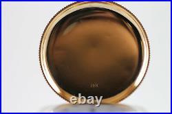 STUNNING Vintage 1897 16s Elgin 17 Jewel Case Running Grade 155 Model 6 14K Gold
