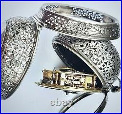 Self-Striking Pre-Hairspring Pair Cased Verge Pocket Watch Johannes Buz c. 1630