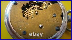 WW II German Wehrmacht dienstuhr pocket watch with protective case